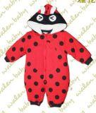 100% coton Romper infantile, Bébé Vêtements d'hiver, nourrisson Teddy