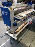 Linerless chaud et froid automatique de rouleau à l'laminateur avec outil de coupe