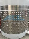側面のマンホール(ACE-CG-R5)が付いているステンレス鋼のワインの貯蔵タンク
