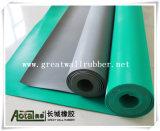 Het RubberBlad van de Verkoop TPE van de fabriek, de Mat van de Yoga TPE, de RubberMat van de Vloer TPE