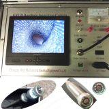 水中井戸及び試錐孔の点検CCTVのカメラを回す鍋および傾き