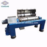 Lw400*1800n Автоматическая горизонтальная спираль отработанное масло воды маслоотделителя с помощью центрифуг