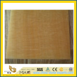 Желтого цвета оникса, мед (Оникс Оникс слоя, керамической плитки, мозаика) (YQG-MS1001)