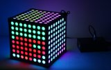 Magic coloré LED 3D Magic Cube décoration lumière Disco