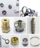 Часть CNC вырезывания металла высокой точности подвергая механической обработке