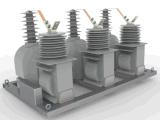 Jlszxw Transformateur triphasé1-36 Outdoor combinés