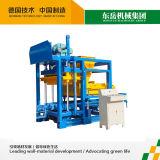 Bloco de cimento Qt4-25 que faz a máquina do bloco da imprensa de /Hydraulic da maquinaria