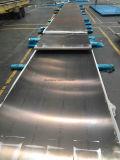 6061 il piatto Casted alluminio/di alluminio della lega/si è sporto/rotolato