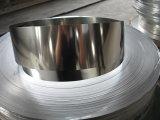 201 bobines d'acier inoxydable