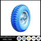 바퀴 무덤을%s 단단한 타이어 2.50-4 PU 거품 바퀴
