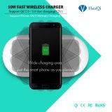 2017 Venta caliente cargador de teléfono inalámbrico para el iPhone