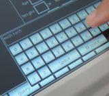 Канал ECG портативная пишущая машинка 6 с клавиатурой EKG6012