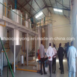 Hot Salts Cooking Oil Refinery Machine for Palm Oil (5-50TD)