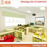 Hot Sale de la maternelle Les enfants de jouets en bois Meubles de l'armoire de stockage