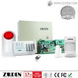 Het draadloze GSM Alarm van het Huis van de Veiligheid met het Protocol van identiteitskaart van het Contact