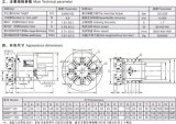 Инструмент Bwd-63-6 турели