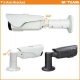cámara al aire libre impermeable del webcam de Varifocus de la cámara del IP de la red de 2MP 4MP