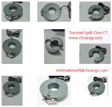 Fabricants Toroidal Split Core Current Transformer [400A] Cy-Kct03
