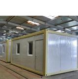Китай подвижной сегменте панельного домостроения в контейнер с туалетом кухня