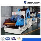 販売の砂の生産ラインのためのバケツの洗浄の排水機械