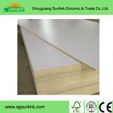 Contraplaca de vidoeiro branco de 18mm para decoração com alta qualidade fabricada na China