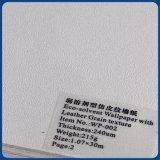 Fornitore per struttura solvibile del grano del cuoio del documento di parete di Eco