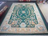 Стороны Knotted шерстяные ковры и Rugsn53110A