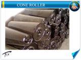 Convoyeur à courroie Rouleau, Rouleau en acier au carbone