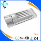 IP67 luz de rua nova do diodo emissor de luz do UL do projeto 30W-120W
