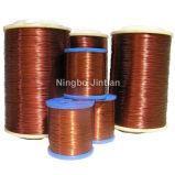 Poliéster Serie esmaltada alambre de cobre (PEW / 155 )