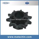 Pezzo fuso di sabbia duttile personalizzato fonderia del ferro di buona qualità della Cina