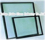 建物(JINBO)のための二重緩和された絶縁されたガラス