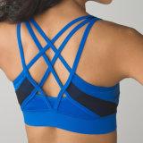 Sujetador respirable atlético del deporte de la aptitud del sujetador activo de las mujeres