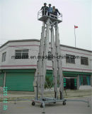 Mast Aerail elektrisches Personal hebt an