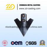 Pezzo fuso di precisione più poco costoso dell'acciaio legato dell'OEM