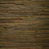 Pedra de cultura/revestimentos descontínuos de fachadas/parede de tijolos para a decoração de paredes