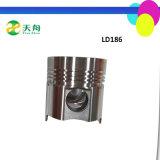 Поршень запасных частей Ld1110 тепловозного мотора Laidong