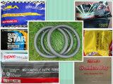 Chambre à air de moto/tube de moto pour le marché de l'Amérique du Sud (posséder l'usine)