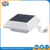 6-10W verre clair Outdoor mur solaire LED lumière au plafond
