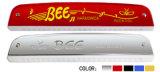 MHarmonica -02aterials: cerniera della Non-Molla della struttura dell'acetato di qualità<br />Disegno unico ed alla moda<br />Varietà servizio facoltativo acquaforte di stampa (facoltativa) di marchio/marca di colore della struttura