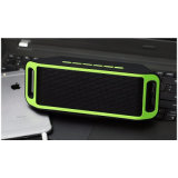 Le mode mains libres Bluetooth 1200mAh Square Le président de la musique mobile professionnel Sound Box USB