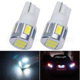 T10 voiture haute intensité de la lampe témoin LED SMD5730 Voiture