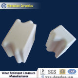 Abrasione Resistance Ceramic Block per Vulcanized in Rubber