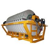 Keramischer Industrie-Rückstand-Behandlung-Festflüssigkeit-Trennung-Vakuumfilter