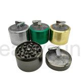 Smerigliatrice in lega di zinco dell'erba per il compratore all'ingrosso con colore differente (ES-GD-017)