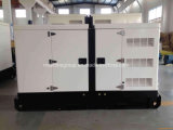 Super leiser 25kVA Dieselgenerator - Quanchai angeschalten