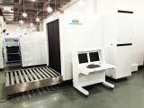 Système d'inspection de garantie de cargaison de palette de système d'inspection de rayon X