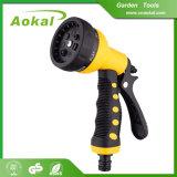 庭水吹き付け器の高圧7機能プラスチック吹き付け器