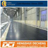 El equipo de la línea de producción de placas de yeso con 60 millones de metros cuadrados. M