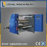 macchina ad alta velocità di Rewinder della taglierina del duplex di alta precisione della pellicola della stagnola di 1300mm